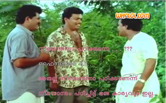 innocent comedy dialogue in godfather - WhyKol