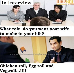 interview comedy