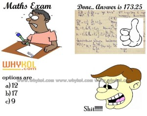 funny exam comedy