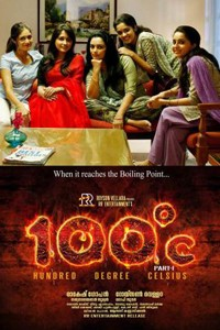 100 degree celsius film poster