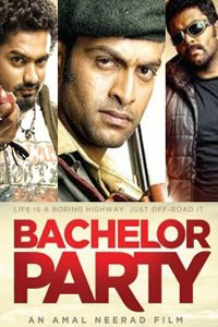Bachelor party malayalam film poster