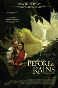 Before the Rain Movie Poster
