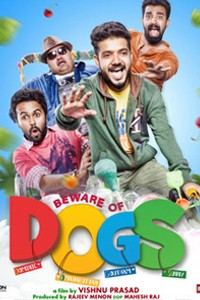Beware of Dogs movie poster