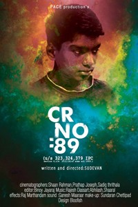 CR NO 89 malayalam film poster