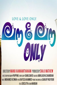 Love and love only malayalam film poster