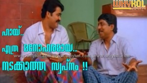 Famous comedy malayalam film comment