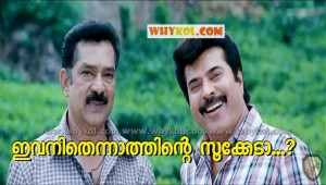 Picture comments from malayalam movies