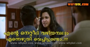 Honey Rose malayalam kidilan comment