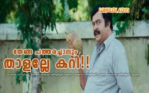Sai Kumar comedy in My Boss