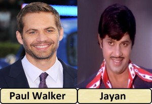 paul walker and Jayan