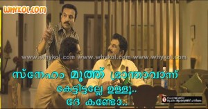 Malayalam film love joke