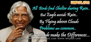 Abdul Kalam super inspiration quote