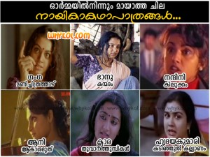Evergreen Heroines