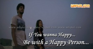 "Malayalam film quote ""happy"""