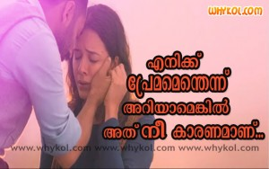 Malayalam love scrap