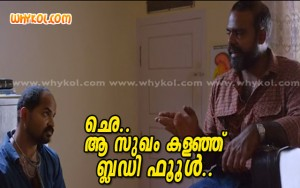 Malayalam funny comment with pic