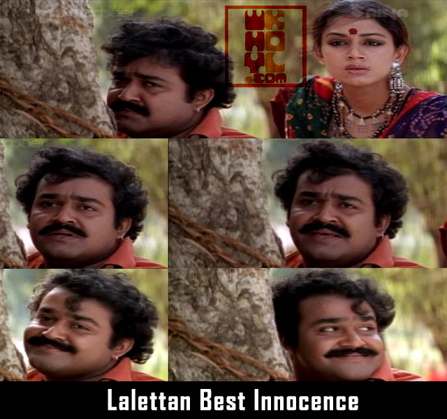 lalettan comedy scene in Thenmavin kombath