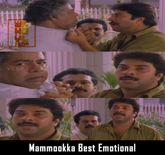 Best of mammootty- emotional