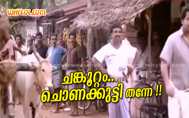 Malayalam movie comment with image