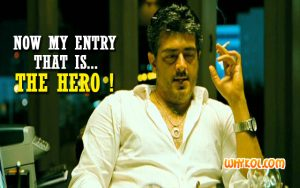 Tamil Movie dialogues - Ajith Kumar Punch dialogues