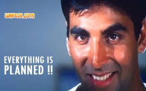 Akshay Kumar dialogue Collection