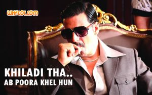 Akshay Kumar dialogue in OUATIMD