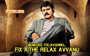 Legend Balayya Dialogues Collection