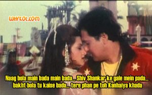 Famous dialogues in Hindi | Govinda Dialogues