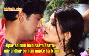 Top dialogues of Govinda | Hit dialogues of Govinda