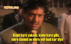Famous Hindi Movie Quotes | Govinda dialogues