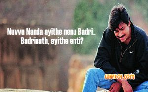 Pawan Kalyan Dialogue from Telugu Movie Jalsa