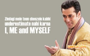Salman Khan dialogues from Ready