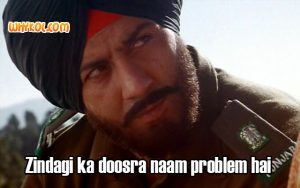 Sunny Deol dialogues in Border | Famous Hindi dialogues
