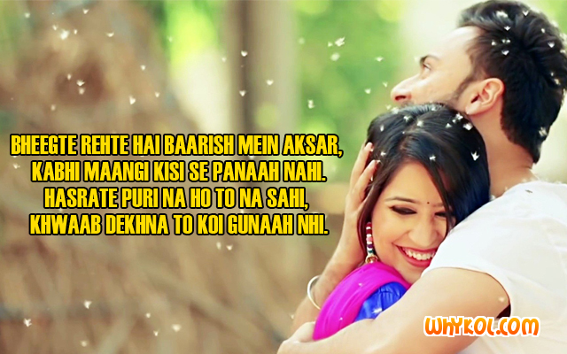 Cute Love Quotes For Her Hindi : Love Quotes In Hindi Lines Valentine S Day Source