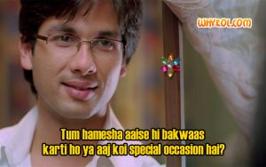 Hindi Comedy movie dialogues | Jab We Met