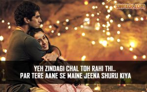 Love quotes from Hindi Movie | Aashiqui 2