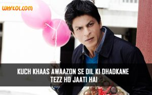 SRK Love Quotes | My Name Is Khan Dialogues