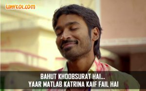 Dialogues from the Hindi film Raanjhana | Dhanush