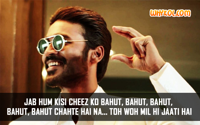 Inspirational Hindi Quotes from the Movie Shamitabh