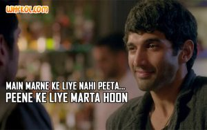 Hindi Movie Aashiqui 2 dialogues | Aditya Roy Kapoor