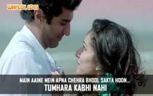 Aditya Roy Kapoor Love Quotes | Aashiqui 2