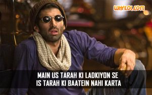 Aditya Roy Kapoor Comedy dialogues in Aashiqui 2
