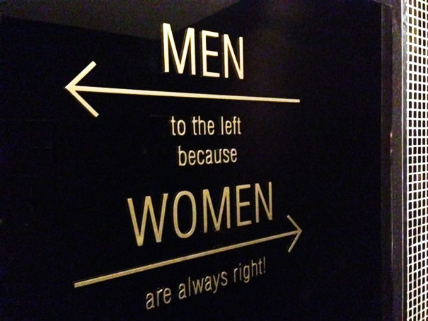 RestRoom Signs101