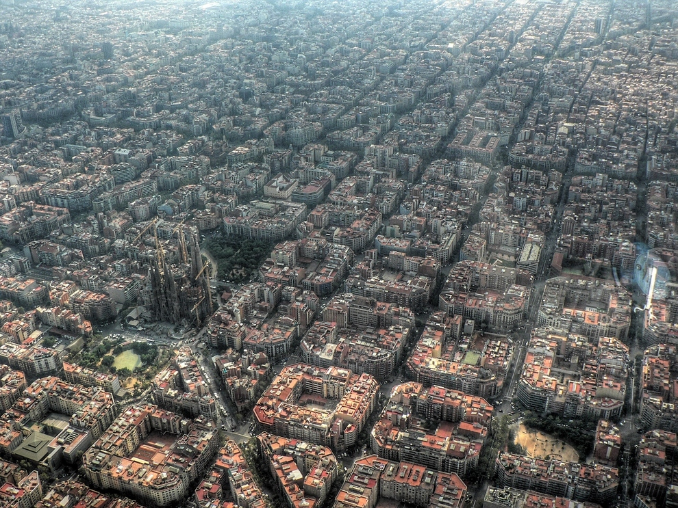 Skyview Barcelona Spain