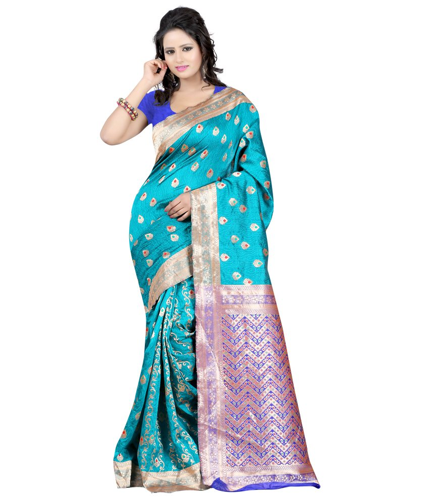 Wedding Banarsi Silk Sarees