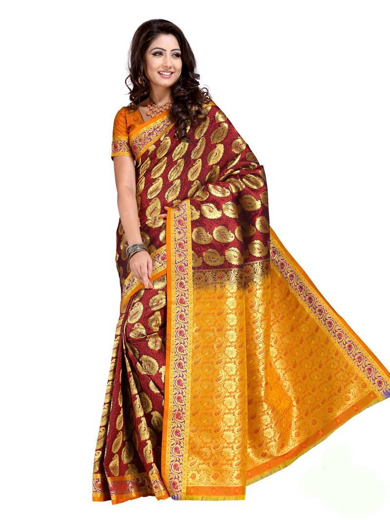 Wedding Pure Kanchipuram Sarees