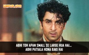 Hindi Comedy Dialogues | Ranbir Kapoor From the Movie Bombay Velvet