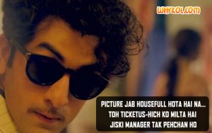 Comedy Dialogues from the Movie Bombay Velvet