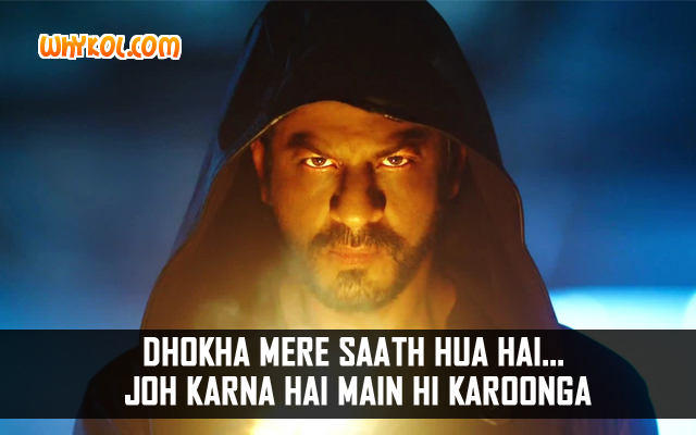 Dilwale Dialogues | Shahrukh Khan Famous Bollywood Dialogues