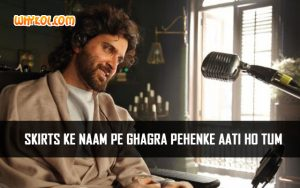 Hindi Comedy Dialogues | Hrithik Roshan in Guzaarish